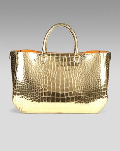 Amazing Marc Jacobs gold bag!