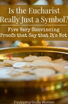 I did NOT know all of these facts about the Eucharist. The video of the Eucharistic miracle is amazing! Catholic Beliefs, Catholic Mass, Catholic Prayers, Roman Catholic, Christianity, Catholic Traditions, Catholic Answers, Adoration Catholic, Dynamic Catholic