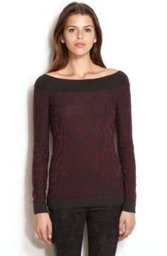 Armani Exchange Womens Leopard Jacquard Sweater A|X Armani Exchange,http://www.amazon.com/dp/B00FLDIRB0/ref=cm_sw_r_pi_dp_.9hAsb0ZQ043P2SW