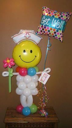 Tulsa Balloons Express, Balloon Centerpieces