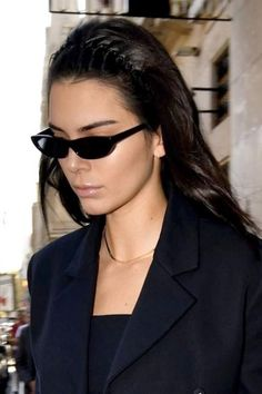 Kendall Jenner Is Still Wearing This Trend Kendall Jenner En Bikini, Kendall Jenner Workout, Kendall Jenner Makeup, Kendall Jenner Outfits, Kendall Jenner Maquillaje, Trajes Kylie Jenner, Celebrity Skin, Ootd, Jenners