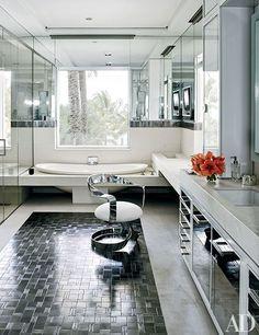 (Dee) Tommy Hilfiger's home - designed by Martyn Lawrence Bullard