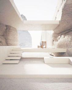Architecture Design, Minimalist Architecture, Exterior Design, Interior And Exterior, Minimal Living, Decoration, Interior Inspiration, New Homes, Low Chair