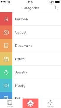 Category page — Designspiration