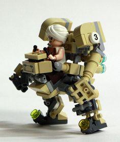 lego mechanic by smarket http://flic.kr/p/sqdv77