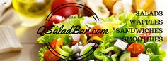 India's 1st e-Salad Bar. Order Fresh, Healthy and Yummy dishes now - in and around ORR, Marathahalli from RMZ Ecospace to Bagmane Technology Center, Bangalore