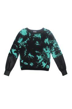 best tie dye pattern i've seen recently :)