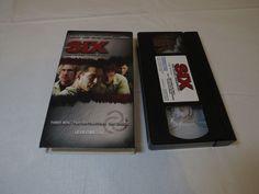 Six the Mark Unleashed Rare VHS tape Stephen Baldwin David White three men