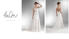 New 2016 Collection of wedding - The One by Agnes Bridal Dream