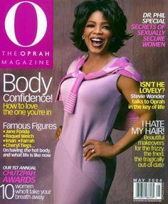 May 2004. Fab interview with Stevie Wonder http://www.oprah.com/omagazine/Oprah-Interviews-Stevie-Wonder/1