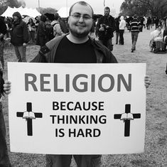 I am not anti religion by any means, but this is funny! Because they are out there!
