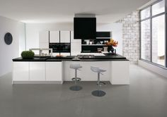 #cucina #cucine #kitchen #kitchens #modern #moderna #gicinque http://gicinque.com/it_IT/products/1/gallery/2/line/13