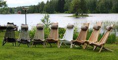 "EcoFurn - ""EcoChair"" Nordic Design From Nature Diy Outdoor Furniture, Garden Furniture, Outdoor Chairs, Outdoor Decor, Furniture Chairs, Furniture Ideas, Terrace Garden, Nordic Design, Outdoor Living"