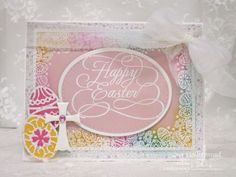 Our Daily Bread Designs Stamp Sets: Easter Egg Background, Flourished Happy Easter, Our Daily Bread Designs Paper Collections: Easter Card 2016, Pastel Paper Pack 2016, Our Daily Bread Designs Custom Dies: Easter Eggs, Ovals, Stitched Ovals, Rectangles, Double Stitched Rectangles, Ornamental Crosses