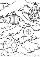 Christmas coloring pages on Coloring-Book.info.  Great coloring pages website-lots of choices