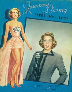 Rosemary Clooney 1953 Lowe co – Bobe Green – Webová alba Picasa