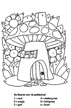 Legendary Coloration the mushroom by quantity The Effective Pictures We Offer You About ocean Coloring Pages A quality picture can tell you many things. Beaded Flowers Patterns, Color By Numbers, Simple Math, Autumn Crafts, Activity Sheets, Line Drawing, Coloring Pages, Stuffed Mushrooms, Activities
