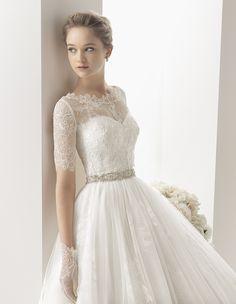 Rosa Clara Wedding Dresse   2014 Collection