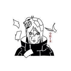 Amazing Drawings, Easy Drawings, Naruto Sketch Drawing, Ignorant Style Tattoo, Ghibli Tattoo, Black Anime Characters, Black Tattoo Art, Anime Tattoos, Naruto Art