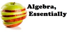 Thoughtful math blog, scroll down to the bottom of this post for shared secondary math resources