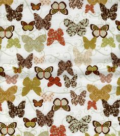 Keepsake Calico Fabric- Butterfly Spice : keepsake calico fabric : quilting fabric & kits : fabric :  Shop | Joann.com
