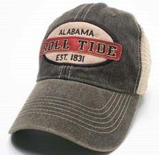 Alabama Roll Tide Legacy Old Favorite Trucker Hat   The Vault Charleston