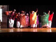 Lamban African American Dance Ensemble