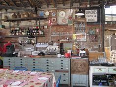 La Cantina // Lx Factory, Rua Rodrigues Faria 103, 1300-501 Lisboa