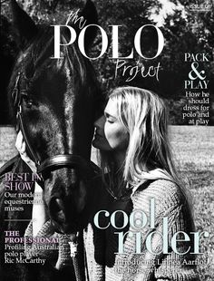 The Polo Project Magazine | Photo by Nick Hudson / Styling by Dianna Launt