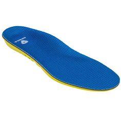 Sof Sole Insoles: Women's Blue Athlete Foam Moisture Wicking Insoles