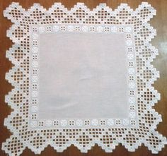 ... Hardanger Lace, First Place,