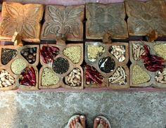 Spice Boxes