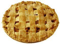 Que Cocinare Hoy?  Mis Recetas Favoritas del Libro de Recetas Nicolini: Pie de Manzana - Pag. 215 - Postres