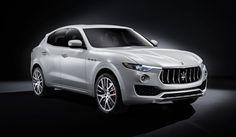 マセラティのSUVレヴァンテにディーゼルモデルを追加Maserati