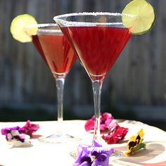 pomegranate martinis recipe