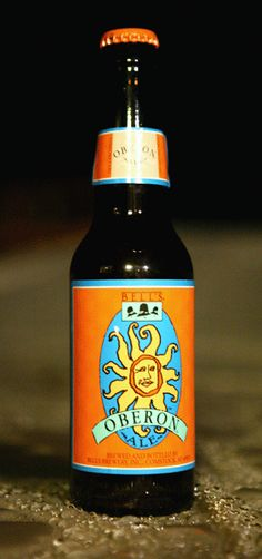 Bell's Oberon - Michigan Beer.  I still call it by it's original name, Solson (screw you Molson).  Best summer beer ever.