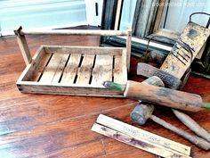 old wooden stuff