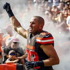 Brian Hartline Cleveland Browns Game Jersey