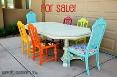 Google Image Result for http://4.bp.blogspot.com/_mfwl2KBT-r0/TB1NRYdjfFI/AAAAAAAABLg/BLbvHf49HQc/s640/Dining%2BRoom%2BTable%2Bwith%2BColorful%2BChairs.jpg
