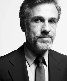Christoph Waltz could show up, read some drool book outload and out-act most actors today.