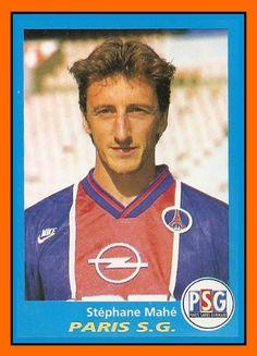 Stephane Mahé 1995-96