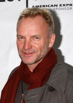 "Sting - Premiere Of ""Man On Wire"" At The 2008 Tribeca Film Festival"