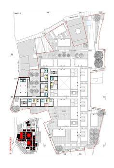 Nivel 7 Conjunto de Viviendas en San Andrés, Jaén (Concurso, 2004)