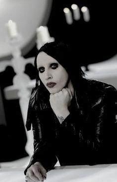 Marilyn Manson, King of Goth Style.