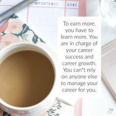 Always learning! www.classycareergirl.com