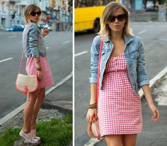 Cotton Candy (by Stacey Uliss) http://lookbook.nu/look/3805841-Cotton-Candy