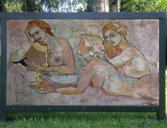 German, Artist, Painting, Creative, Kunst, Deutsch, German Language, Artists, Painting Art
