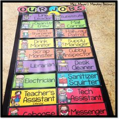 Sneak Peek at Some Back to School Ideas (lots of pictures!)