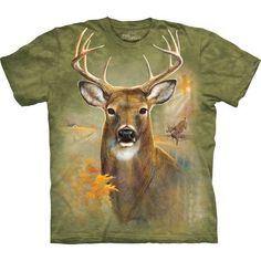 The Mountain Deer T-shirt | Buck