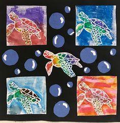 middle school printmaking Identity in Art printmaking project in middle school Middle School Art Projects, High School Art, Art Sub Plans, Art Lesson Plans, Elements Of Art Texture, 7th Grade Art, Art Rubric, Art Worksheets, Art Curriculum